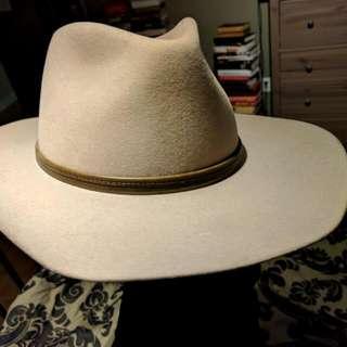 Original Stetson Hat - 7 5/8