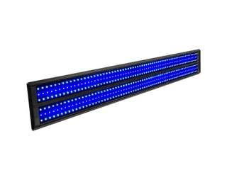 Fish Aquarium Tank LED Light Tube Blue White 120cm