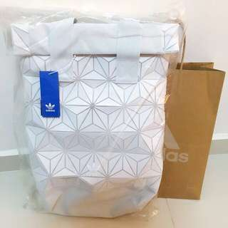 Adidas 3D Mesh Issey Miyake Roll-Up Backpack