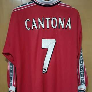 Manchester United Jersey 1999