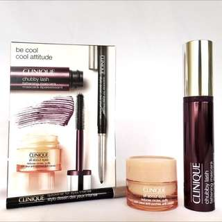 Clinique Eye Kit- Be Cool