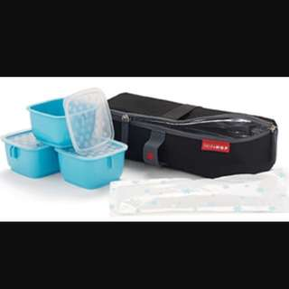 skip hop bento food container carrier