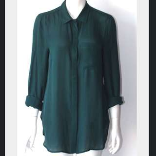 JCrew Silk Blouse