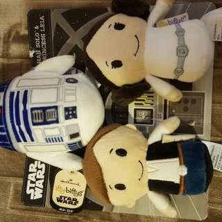 Itsy Bitsy Star Wars Figurines