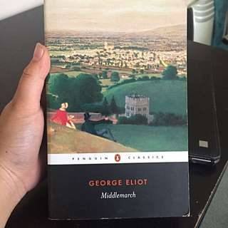 Middlemarch - George Elliot