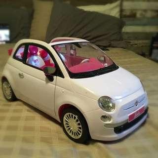 Barbie Car ( Fiat)