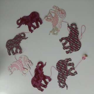 Elephant Wall Hanging