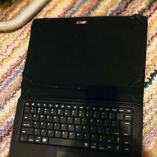 Tablet Cover And Keyboard