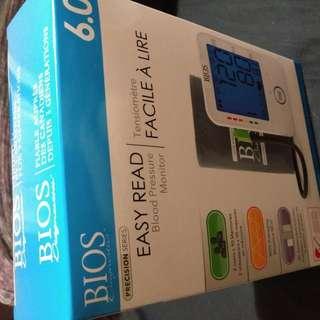BIOS Easy Read Blood Pressure Monitor