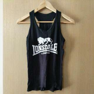 Lonsdale Tank Top