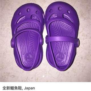 95% New, Crocodile Sandal 12.5-13cm