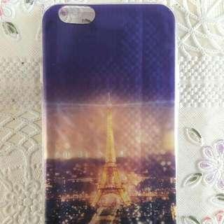 Soft Gel Paris iPhone 6/6S Case