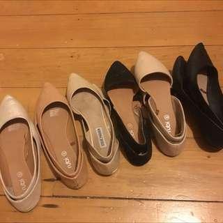 Flats Size 8 Bulk