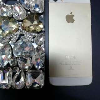 Iphone5/5S手機造型硬殼