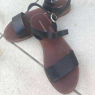 Windsor Smith Flat Sandals
