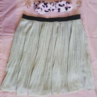 Polka Dots Skirt From TOMATO