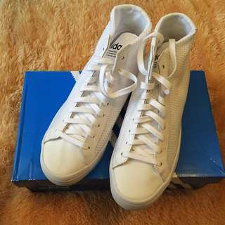 ADIDAS White Women's Shoes (Sneakers)