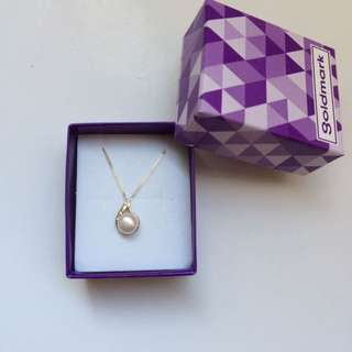 Goldmark Pearl Necklace