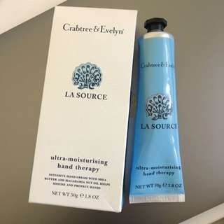 Crabtree & Evelyn La Source Ultra-moisturising Hand Therapy 50g