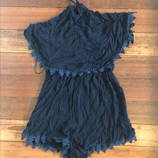 Mura Botique Playsuit