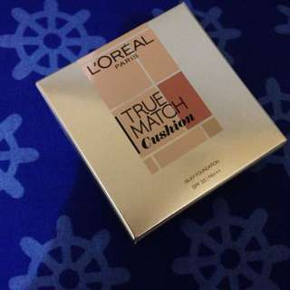 L'oreal True Match Cushion Silky Foundation