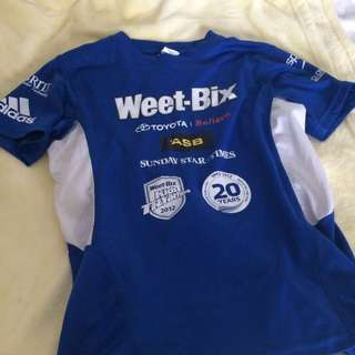 Weetbix Triathlon Shirt