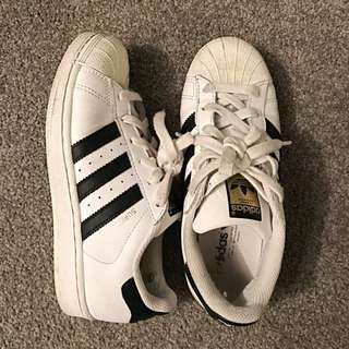 Adidas Superstar Triple Shoes