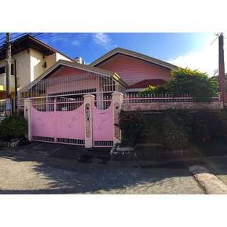 For Sale House And Lot Bungalow