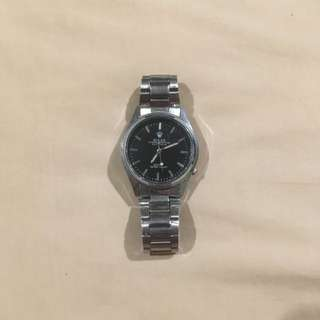 Fake Silver Rolex