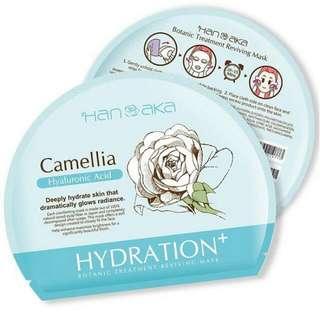 Masker Hanaka Camellia