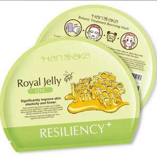 Masker Hanaka Royal Jelly