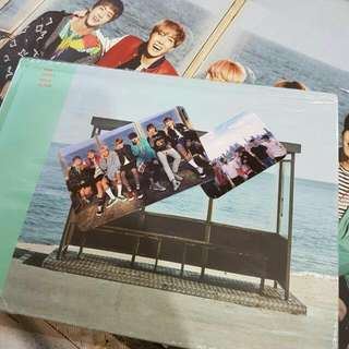 [WTS] [2 POSTERS] BTS YNWA LEFT VER. (Unsealed)