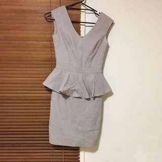 FORCAST | Beige Dress