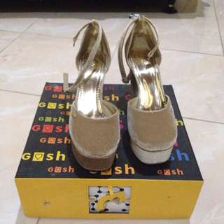 Reprice Gosh Heels