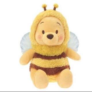 ✨全新免運✨ 大隻迪士尼蜜蜂維尼 剩一隻喔