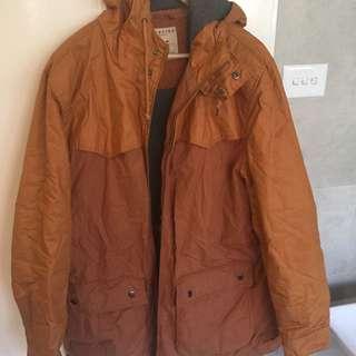 Selected Homme Orange Parker XL