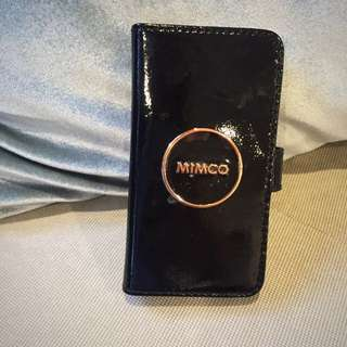 Mimco iPhone 5/5s Phone Case Wallet