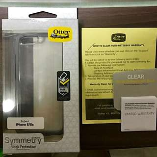 Otterbox Symmetry Iphone 6/6s Clear Case