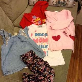 Kiddie Clothes Bundle