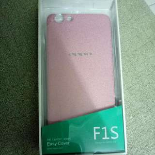 Oppo F1S Pink Phone Cover