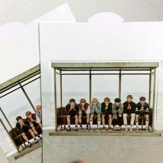 BTS Limited Edition Standee