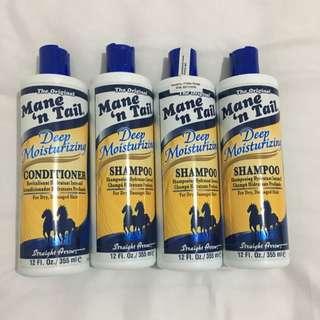 Mane N Tail Deep Moisturizing Shampoo / Conditioner