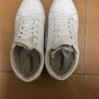 白鞋 韓風