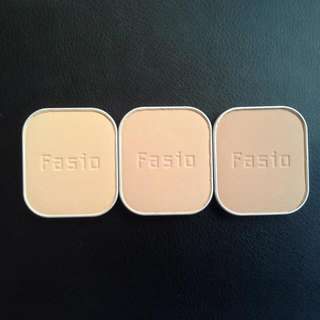 🚚 Fasio豹紋粉盒/