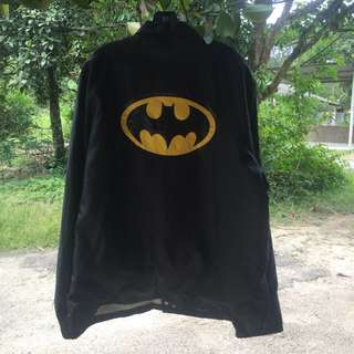 Vintage 1989 Batman Jacket
