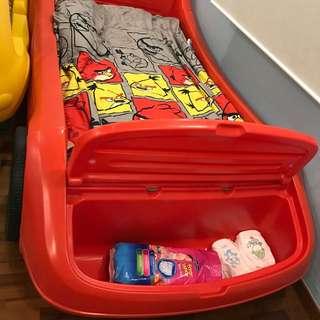 Little Tikes Ferrari Car Bed