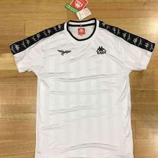 Peking Duk Banda T-Shirt in White