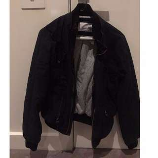 Black E & M Jacket XS