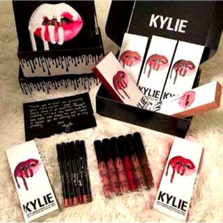 Kylie Matte Lip Cream (Bonus Lip Liner)