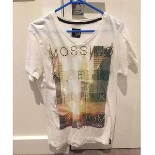"Mossimo 'New York City"" T-shirt S"